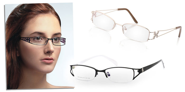 Glasses Without Frame On Top : Find high quality fashion glasses online