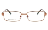 Siguall 6022 Stainless Steel Full Rim Unisex Optical Glasses