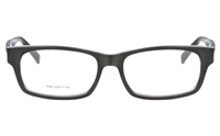 THREE CHILLIES T608 Acetate(ZYL) Unisex Full Rim Square Optical Glasses