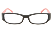 VOV 5141 Polycarbonate Unisex Full Rim Square Optical Glasses