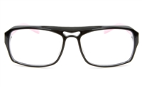 VOV 5134 Polycarbonate Unisex Full Rim Square Optical Glasses