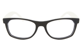 ATA 9026 Polycarbonate Unisex Full Rim Wayfarer Optical Glasses