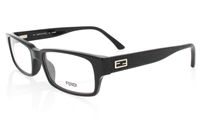 FENDI F853 Stainless Steel/ZYL Full Rim Male Optical