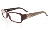 GUCCI GG3184 Stainless Steel/ZYL Full Rim Unisex Optical